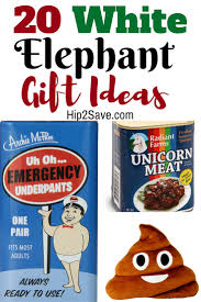 the 25 best best white elephant gifts ideas on white