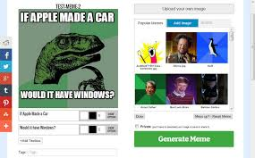 How Do You Create Memes - how to make a meme easy ubergizmo