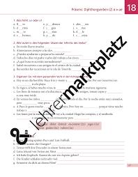 K Henm El Angebote Die Neue Power Grammatik Spanisch Für Anfänger Zum üben