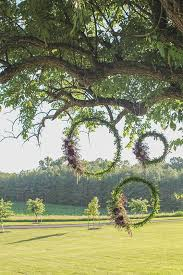 wedding backdrop outdoor 33 cool ways to use hoops at your wedding weddingomania