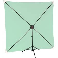 backdrop frame midwest photo pxb 6x6 portable x frame backdrop system