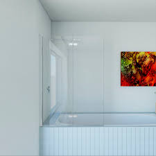 folding bath screen efb matki showering folding bath screen efb