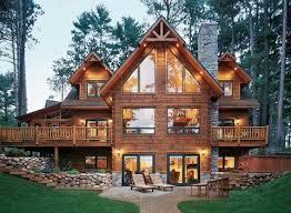 Log Cabin Designs Best 25 Cabin Style Homes Ideas On Pinterest Log Cabin Homes