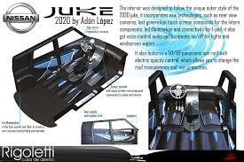 nissan juke leather seats a funky study for a 2020 nissan juke