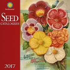 seed catalogues wall calendar 9781772180381 calendars com