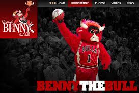Benny Bull Halloween Costume Meet Benny Bull Chicago