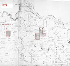 Map Dayton Ohio by A History Of The Dahlheimer Family Of Minnesota