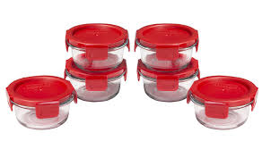 amazon com pyrex 1 cup round glass food storage container dish