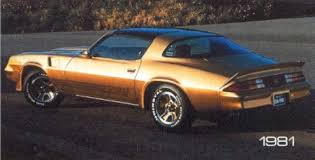 camaro 1981 z28 1981 camaro data statistics facts decoding figures