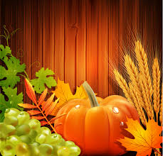 thanksgiving day harvest background vector 01 vector background