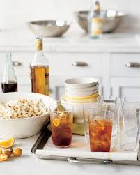 tips and tricks for hosting a cocktail martha stewart