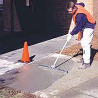 Resurface Concrete Patio A Showing How To Clean Repair And Resurface A Driveway