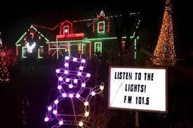 holiday light displays chicago tribune