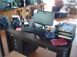 Office Desk Set Up Office Desk Set Up Miami Prop Rental