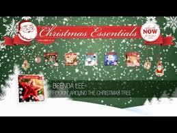 brenda lee rockin u0027 around the christmas tree christmas