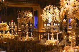 wedding in the inside the world s most extravagant weddings with million dollar