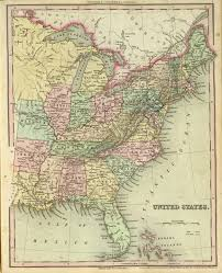 Louisiana Territory Map by Antique Prints Blog 2012