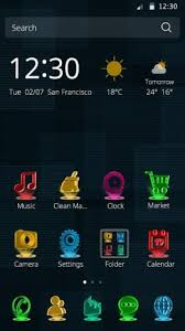 cm launcher apk hologram theme for cm launcher 1 1 2 apk for
