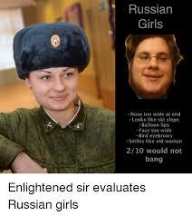 Russian Girl Meme - 25 best memes about bird eyebrows bird eyebrows memes