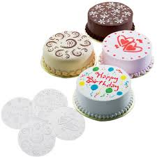 Cake Stencils Variety Pack