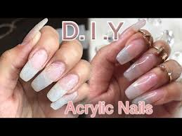 taking off my acrylic nails when wearing nail guards absolute nails