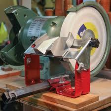 Bench Grinder Knife Sharpener Nova Sharpening Center Attachment For Bench Grinders Rockler