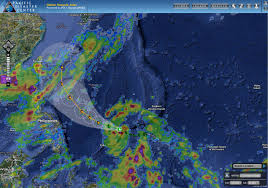 Caribbean Weather Map by Pdc Weather Wall Page 423