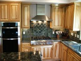 Kitchen Cabinets Reviews Hickory Kitchen Cabinets For Sale Of Useful Tips For Applying