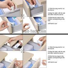 Kitchen Cabinet Child Locks Child Locks For Cabinets
