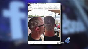 oklahoma city barber shop responds after photo of confederate flag