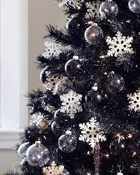 black christmas tuxedo black artificial christmas tree treetopia