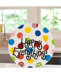 coton colors happy everything platter 133 best coton colors images on get happy christmas