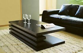 The Modern Minimalist And Elegant Beface Coffee Table - Designer coffee tables
