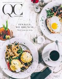 cuisine am ag schmidt qc exclusive no 42 2017 issue 6 the food issue by qc