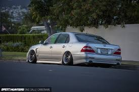lexus ls430 rims jdm obsessive the revision audio ls430 speedhunters