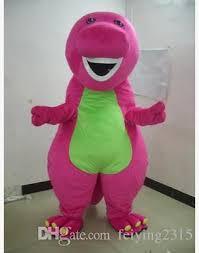 Halloween Mascot Costumes Cheap Profession Barney Dinosaur Mascot Costumes Halloween Cartoon