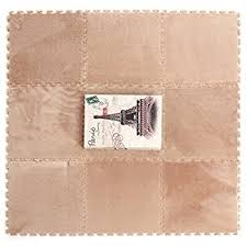 Fuzzy Area Rugs 70 Off Hemingweigh Fuzzy Area Rug 9 Fluffy Carpet Tiles For Kids