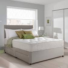wonderful king size bed with memory foam mattress ebay for