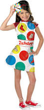 Halloween Costume Girls Girls Cutie Twister Costume Party Costumes