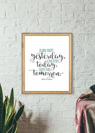 wedding quotes einstein printable calligraphy albert einstein quote print