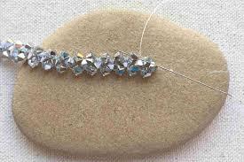 diy crystal bead bracelet images Easy swarovski crystal bead bracelet tutorial jpg