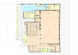 Rideau Centre Floor Plan by Complex And Sports Centre Paris Xviie Paris Xvii Zac