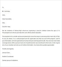 sample appeal letter 7 free documents download in word