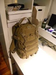 arcenciel 35l camping bags water resistant molle backpack military
