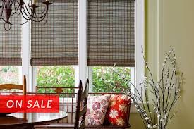 woven wood shades custom made shades blinds to go