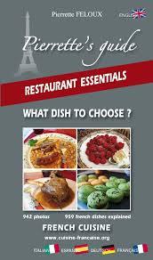 livre de cuisine fran軋ise en anglais cuisine en anglais cuisine en francais anglais
