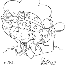strawberry shortcake coloring pages to print strawberry shortcake coloring pages u2013 birthday printable