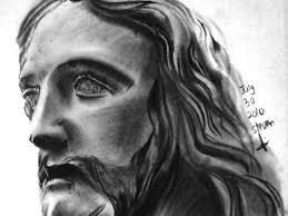 pictures jesus christ drawings drawing art gallery