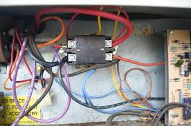 incorrect contactor wiring doityourself com community forums