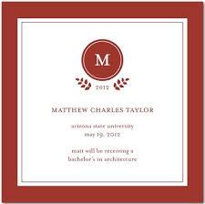 formal high school graduation announcements graduation announcement cards invitations on of